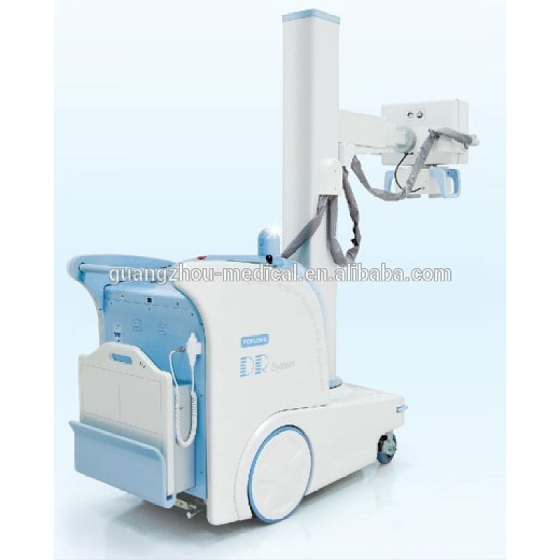 Beste High Frequency Mobile Digital Radiography System Factory Price - Mecan Medical