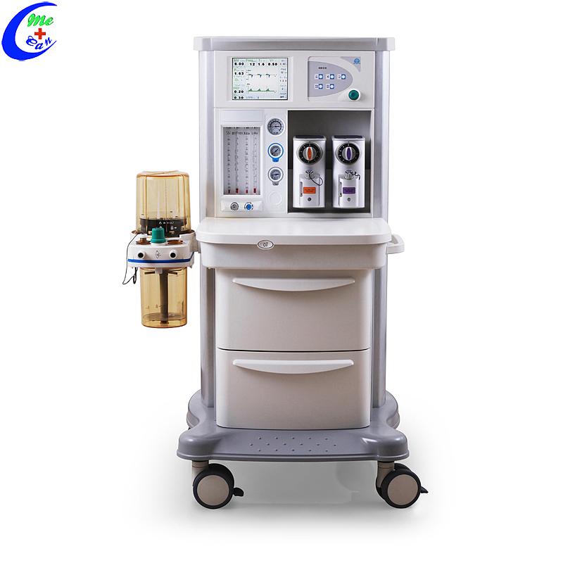 Anestesia masjien hospitaal verdamper narkose masjien met ventilator