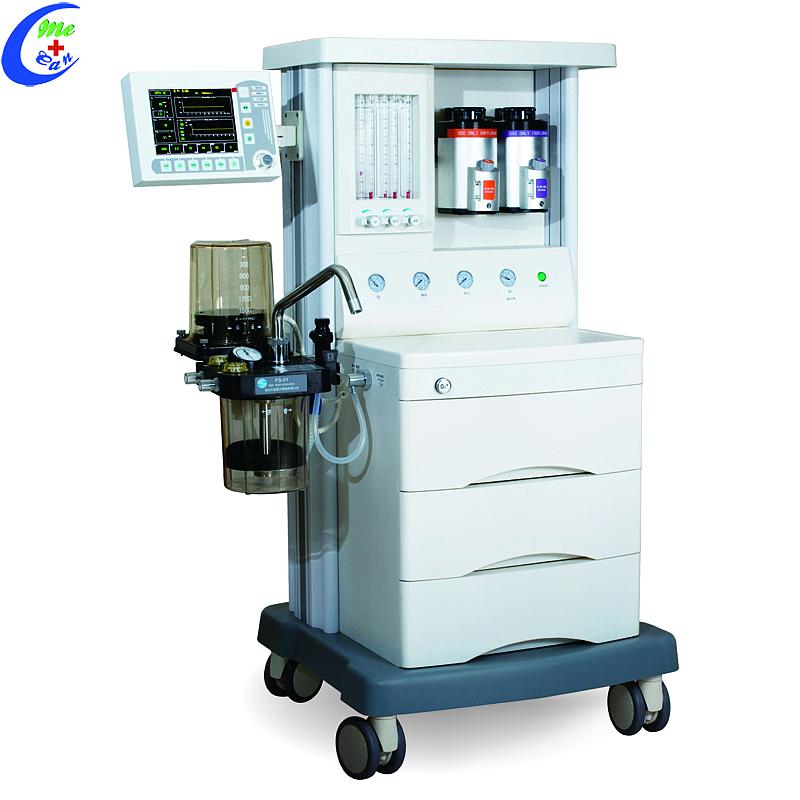 آلة تخدير جراحية متعددة الوظائف بسعر جهاز التنفس الصناعي