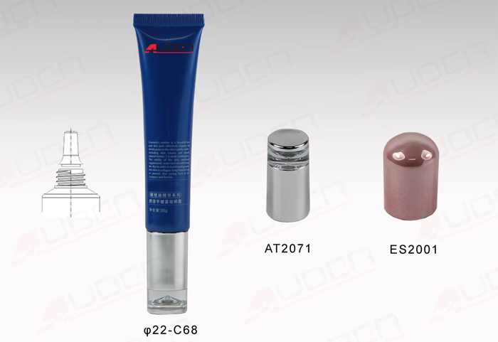 This is a D22mm Nozzle Facial Skin Tube.