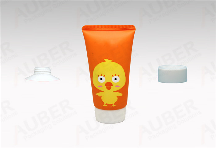D30mm Cosmetic Squeeze Tubes for Soft Baby Body Lotion