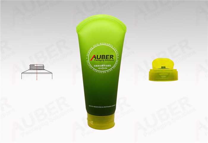 Facial Cleanser Tube in Dia.50mm with Multi-Direction Cap