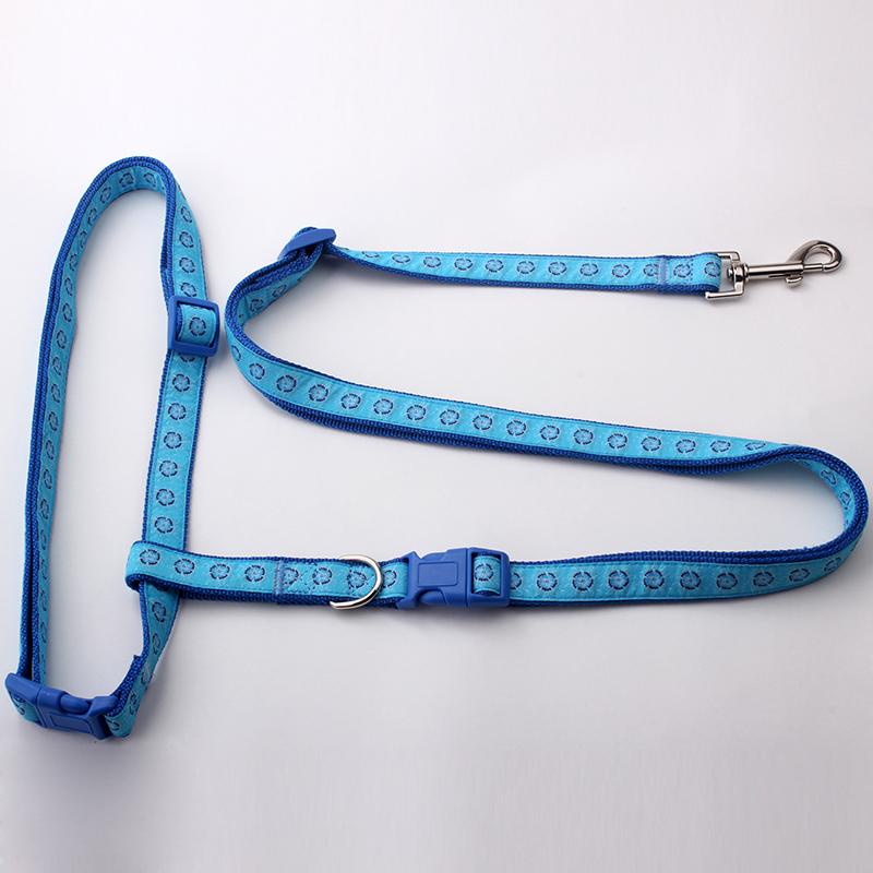 Jacquard Running Dog Leash: โรงงานขายส่ง Running Dog Leash-QQpets
