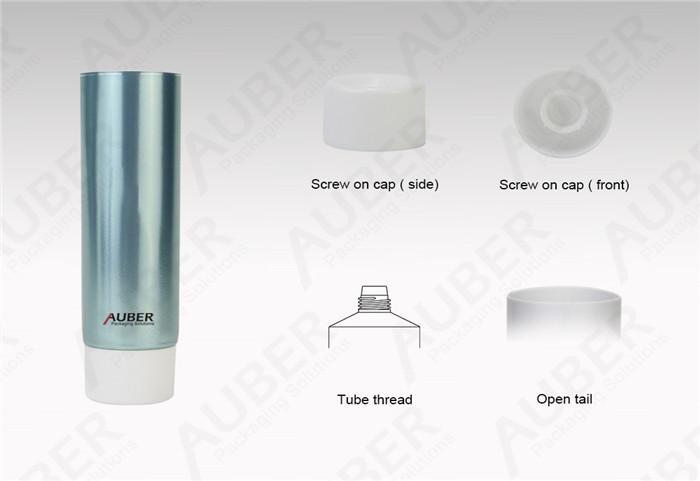 Reverse Uv HGL Tubes Laminate Cosmetic Tubes
