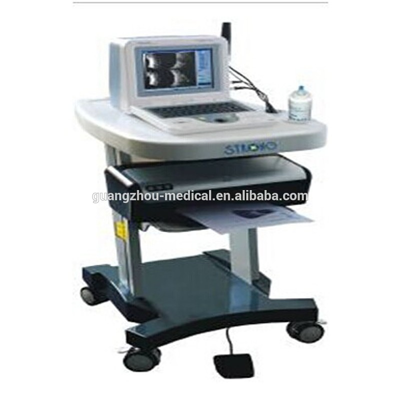 MCE-6000AB Партатыўны сканер для афтальмалогіі Ультрагук