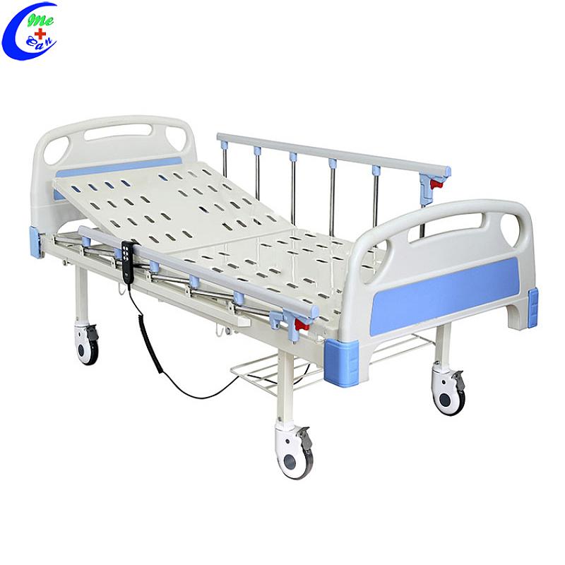 أثاث المستشفى وظيفة واحدة الطبية قابلة للطي ICU سرير المستشفى الكهربائي