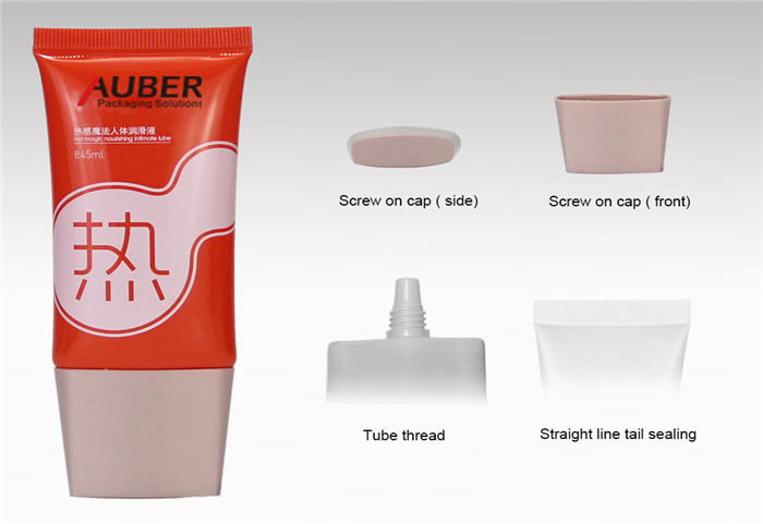 D35mm Super Oval Tube for Lubricant