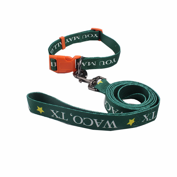 High-quality products with unique style: custom dog collars & dog leashes