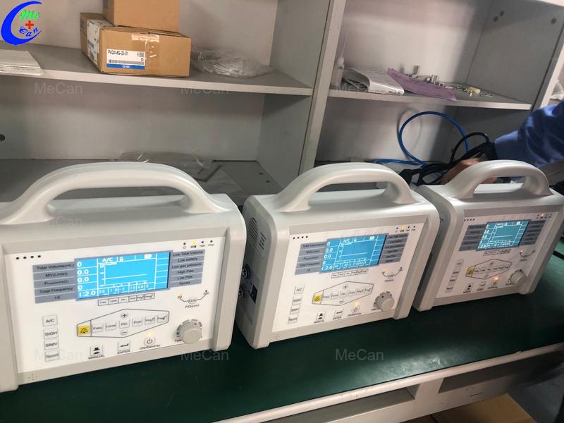Visokokvalitetni prijenosni ventilatori imaju veleprodaju zaliha - Guangzhou Mecan Medical Limited