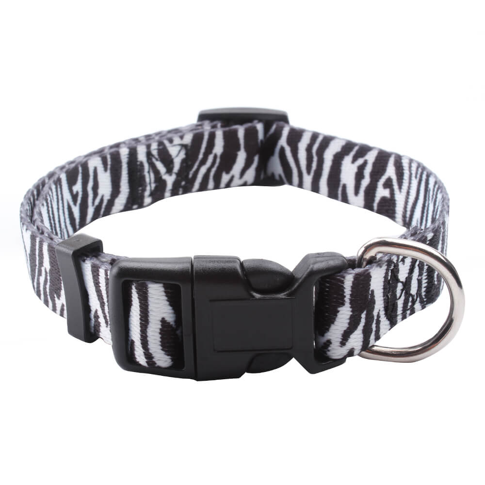 Classic Custom Dog Collar: Hot Sale Dog Collar with Stripes Supply-QQpets