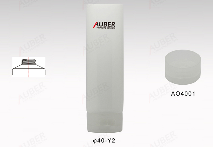 D40mm Round Lotion Tube