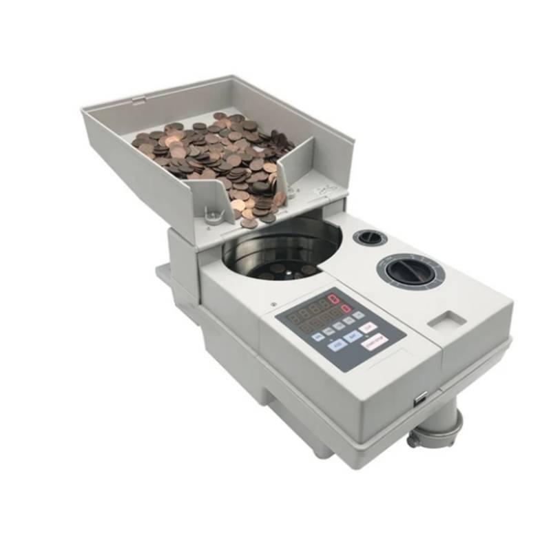 컴팩트 휴대용 동전 카운터 CS-10S.