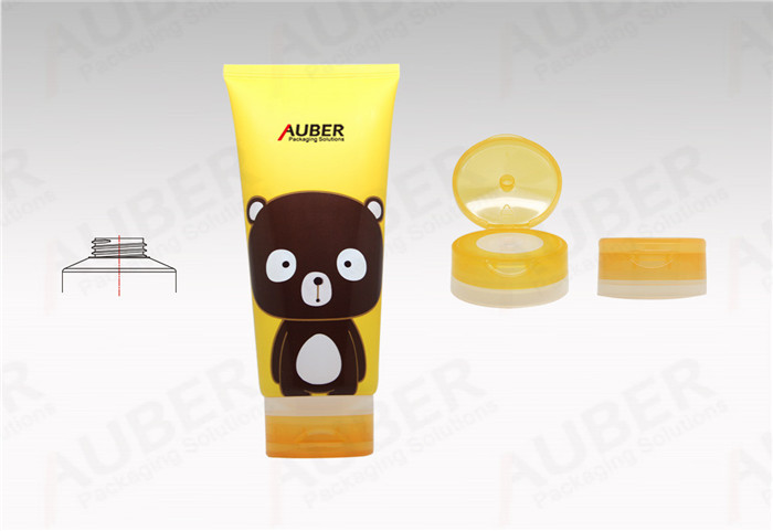 Tubes for Baby Body Lotion in Dia.50mm with Multi-Direction Cap