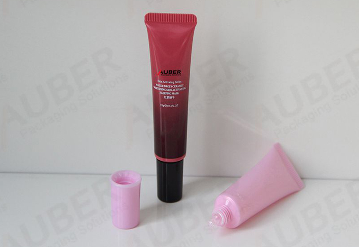 D19mm Plastic Squeezable Tube with Nozzle Head 5ml 15ml 20ml