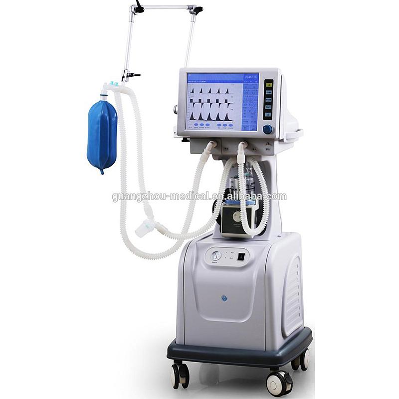 MCV-3010A Baie goeie hospitaal mediese ICU ventilator