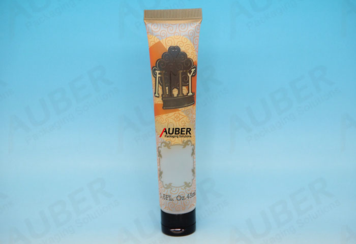 Plastic Squeezable Tube for Lotion