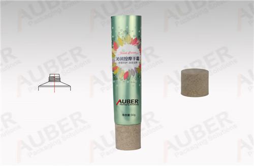Auber Dia_30 Polyfoil Hand Cream Tubes Vendor with Biodegradable Screw On Cap