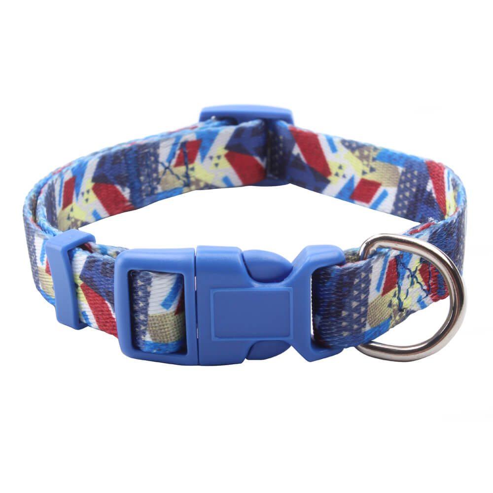 Pet Collar: Sale Polyester Custom Pet Collar Manufacturer-QQpets