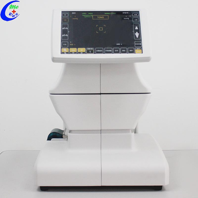 Oftalmiese oog outomatiese, nie-kontak-tonometer