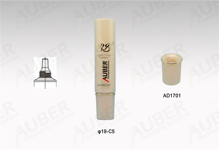 D19mm Nozzle Tube with Screw On Cap for Eye Gel