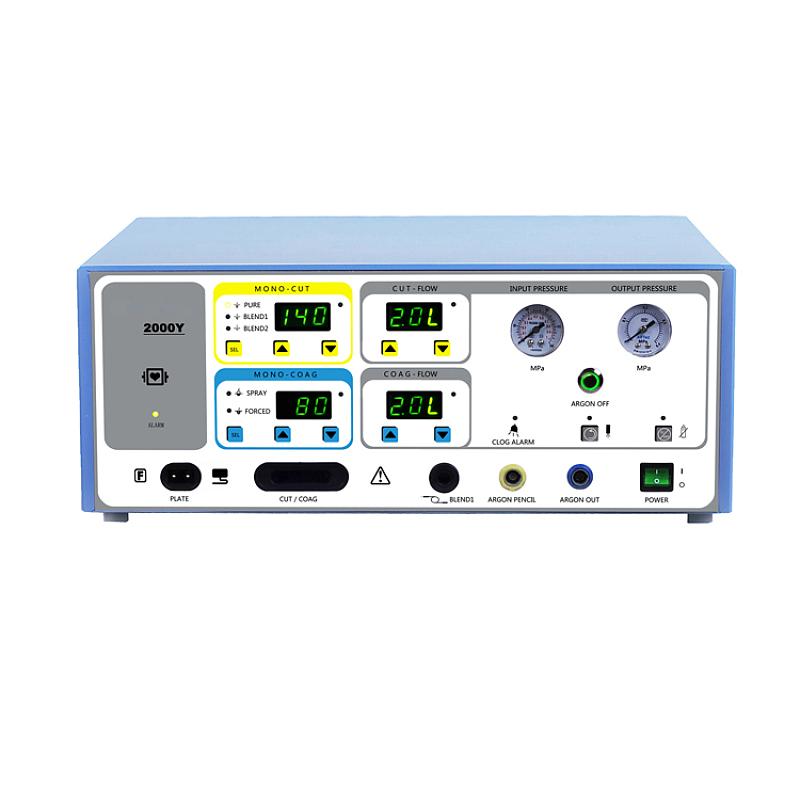 MCS-ESU09 LED Hoëfrekwensie Argon Elektrochirurgiese Eenheid