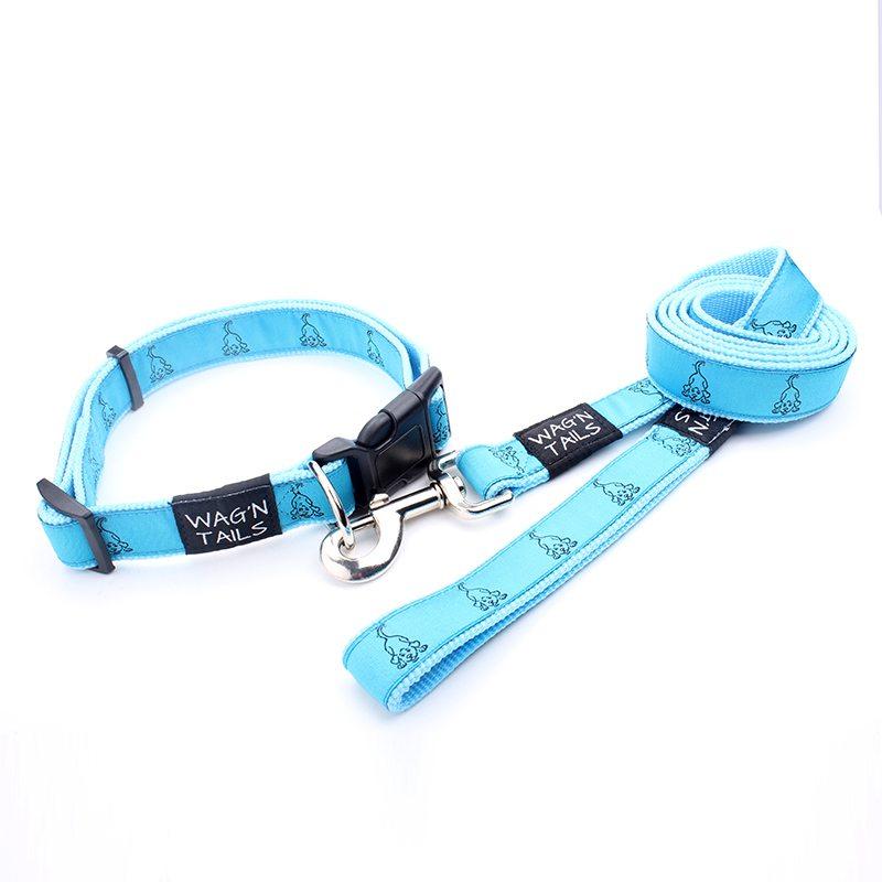 Pet Leashes Collars Hersteller: Custom Jacquard Pet Leashes Collars Großhandel