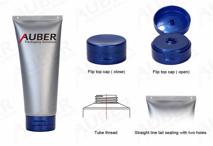 D50mm soft tube packaging for shampoo