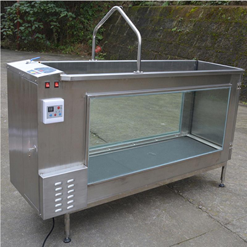 Beste Kwaliteit Mediese Elektriese Onderwater Treadmill vir Dog Factory