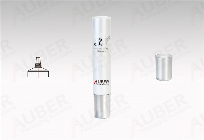 Auber Dia.16mm Plastic Cosmetic Tube with Nozzle Tip